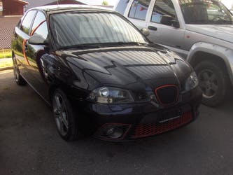 SEAT Ibiza 1.8 20V Turbo FR 263'000 km CHF4'500 - buy on carforyou.ch - 2