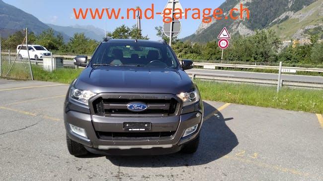 Ford Ranger Wildtrak 3.2 TDCi 4x4 A 113'000 km CHF28'800 - buy on carforyou.ch - 1
