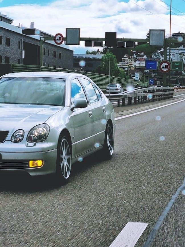 Lexus GS 300 ( 2JZ-GE ) 200'000 km CHF6'800 - kaufen auf carforyou.ch - 1