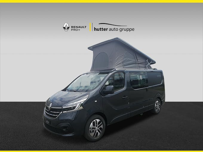 Renault Trafic Grand Spacenomad 2.0 dCi Blue 170 500 km CHF62'999 - buy on carforyou.ch - 1