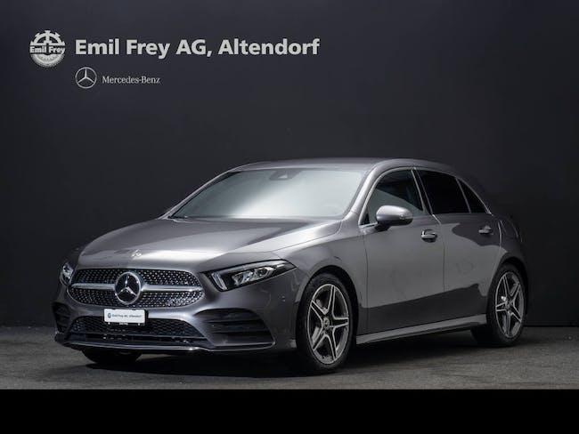 Mercedes-Benz A-Klasse A 180 AMG-Line 20 km CHF46'000 - buy on carforyou.ch - 1