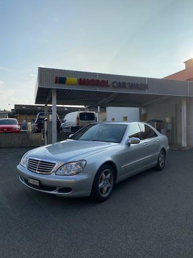 Mercedes-Benz S-Klasse Mercedes S350 300'000 km CHF2'999 - acheter sur carforyou.ch - 1