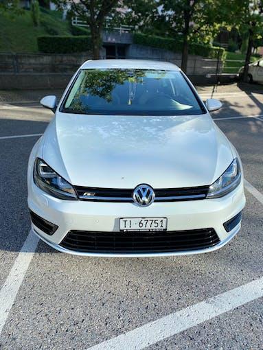 VW Golf Vendo Golf 7 R Line - CHF 15'500.-- prezzo trattabile 95'000 km CHF15'500 - kaufen auf carforyou.ch - 1