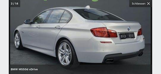 BMW 5er M550D xDrive Limousine 130'000 km CHF33'500 - acquistare su carforyou.ch - 3