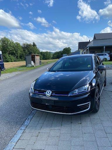 VW Golf GTE 100'000 km CHF17'499 - kaufen auf carforyou.ch - 1