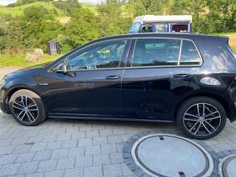 VW Golf GTE 100'000 km CHF17'499 - kaufen auf carforyou.ch - 2