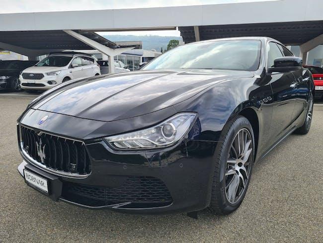 Maserati Ghibli 3.0 V6 S Q4 49'800 km CHF42'900 - kaufen auf carforyou.ch - 1