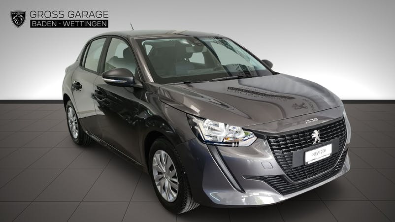 Peugeot 208 1.2 PureTech Like 208 10 km CHF16'170 - buy on carforyou.ch - 1