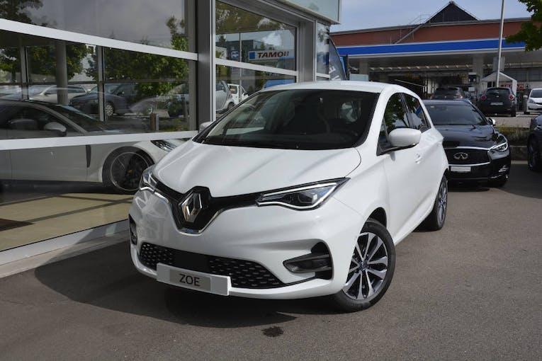 Renault Zoe R135 Intens 10 km CHF24'400 - acheter sur carforyou.ch - 1