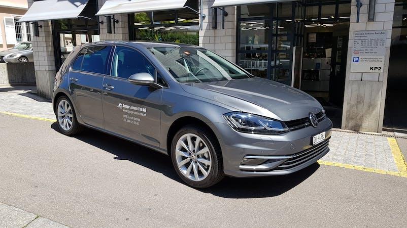 VW Golf Highline 14'000 km CHF31'500 - kaufen auf carforyou.ch - 1
