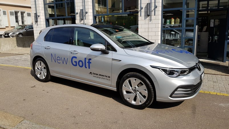 VW Golf Der neue Golf Style 12'500 km CHF32'500 - kaufen auf carforyou.ch - 1