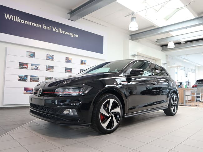 VW Polo GTI 20 km CHF34'130 - buy on carforyou.ch - 1