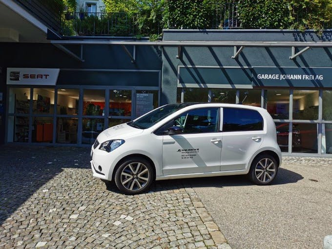 SEAT Mii electric Plus (netto) 2'500 km CHF21'900 - acheter sur carforyou.ch - 1