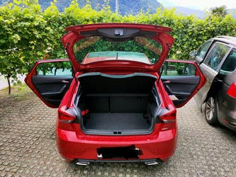 SEAT Ibiza 1.5 TSI Swiss FR 70'200 km CHF17'000 - buy on carforyou.ch - 2