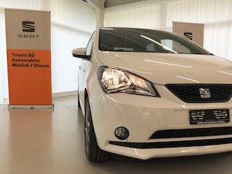 SEAT Mii electric Plus (netto) 12 km CHF24'300 - kaufen auf carforyou.ch - 3