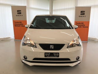 SEAT Mii electric Plus (netto) 12 km CHF24'300 - kaufen auf carforyou.ch - 2
