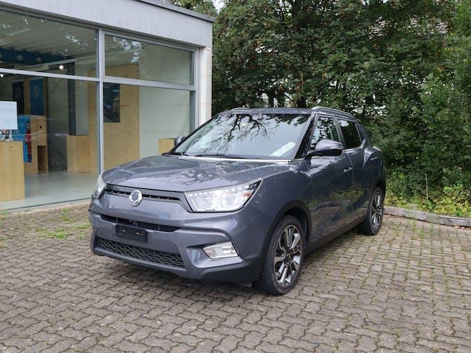 SsangYong Tivoli 1.6i Quartz 2WD 109'238 km CHF7'900 - acquistare su carforyou.ch - 1