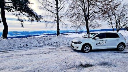 VW Golf e-Golf 20'000 km CHF24'900 - acquistare su carforyou.ch - 2