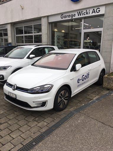 VW Golf e-Golf 20'000 km CHF24'900 - acquistare su carforyou.ch - 1