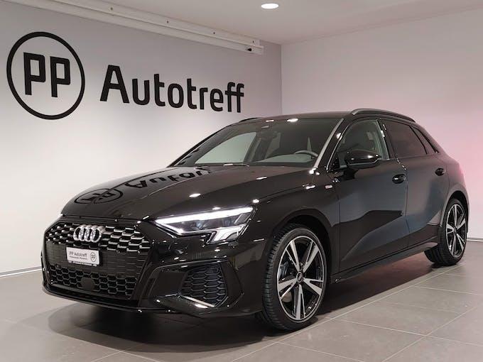 Audi A3 Sportback 35 TFSI S line Attraction 4'000 km CHF45'930 - kaufen auf carforyou.ch - 1