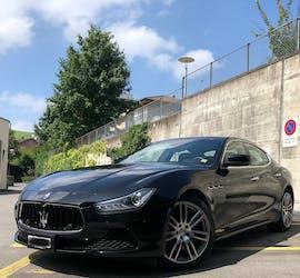 Maserati Ghibli SQ4 95'000 km CHF36'500 - buy on carforyou.ch - 2