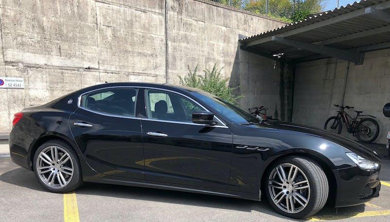 Maserati Ghibli SQ4 95'000 km CHF36'500 - buy on carforyou.ch - 1