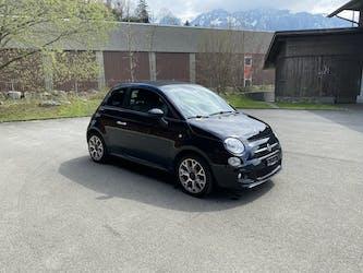Fiat 500 C 1.2 S frisch ab MFK 120'000 km CHF7'900 - buy on carforyou.ch - 2