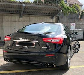 Maserati Ghibli SQ4 95'000 km CHF36'500 - buy on carforyou.ch - 3
