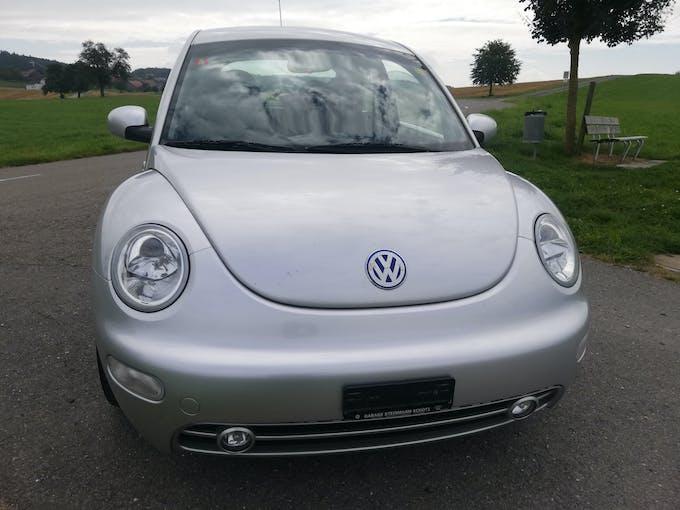 VW Beetle zu verkaufen schöner VW beetle 160'000 km CHF1'700 - acheter sur carforyou.ch - 1