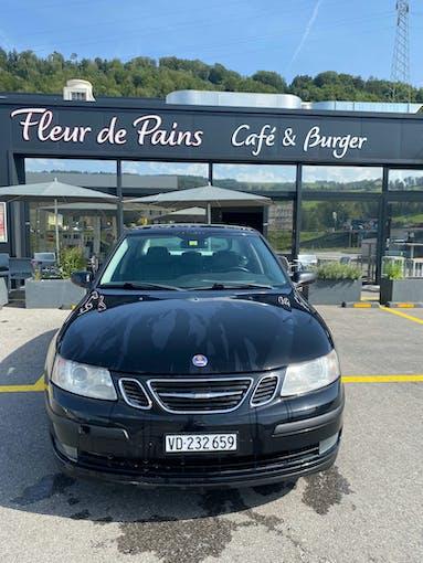 Saab 9-3 2.2 diesel 250'000 km CHF2'500 - buy on carforyou.ch - 1