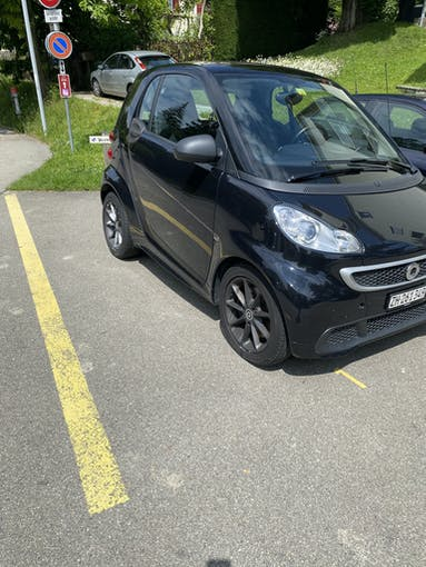 Smart Fortwo coupé mhd frisch ab Service.. 110'000 km CHF3'999 - acheter sur carforyou.ch - 1
