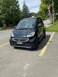Smart Fortwo coupé mhd frisch ab Service.. 110'000 km CHF3'999 - acheter sur carforyou.ch - 2