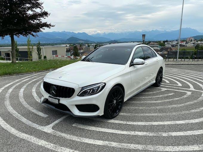 Mercedes-Benz C-Klasse Mercedes C200 Swiss Star 90'000 km CHF33'500 - kaufen auf carforyou.ch - 1