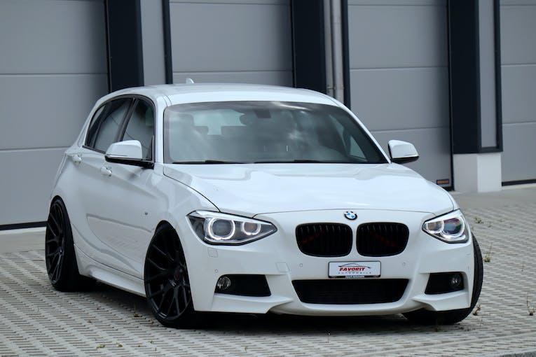 BMW 1er 125i M-Sportpaket 140'000 km CHF16'900 - kaufen auf carforyou.ch - 1
