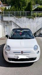 Fiat 500 Cabriolet - der perfekte Cityflitzer 50'000 km CHF7'990 - acquistare su carforyou.ch - 3