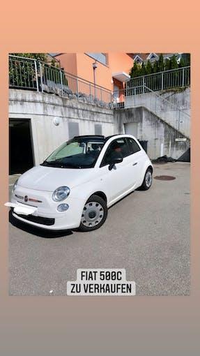Fiat 500 Cabriolet - der perfekte Cityflitzer 50'000 km CHF7'990 - acquistare su carforyou.ch - 1