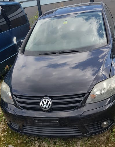 VW Golf Plus 1,4 mit MFK turbo defekt 170'000 km CHF2'200 - acquistare su carforyou.ch - 1