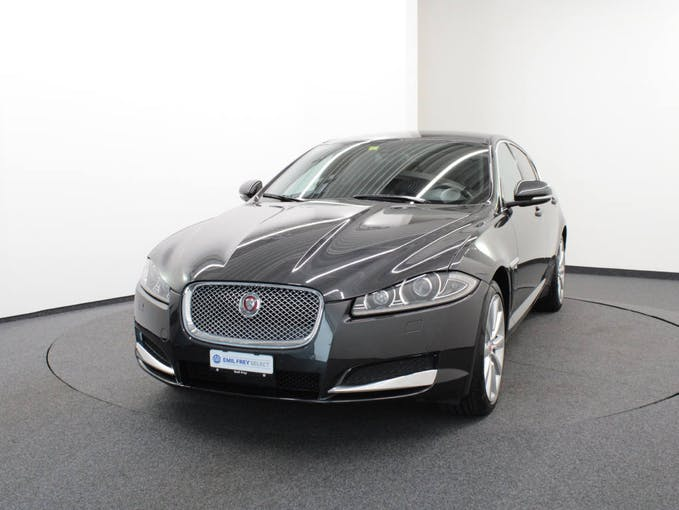 Jaguar XF 3.0 V6 S/C Premium Luxury AWD 65'000 km CHF26'990 - kaufen auf carforyou.ch - 1