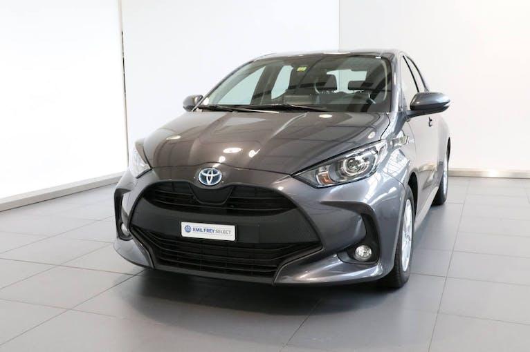 Toyota Yaris 1.5 VVT-i HSD Comfort 11'823 km CHF20'400 - acquistare su carforyou.ch - 1