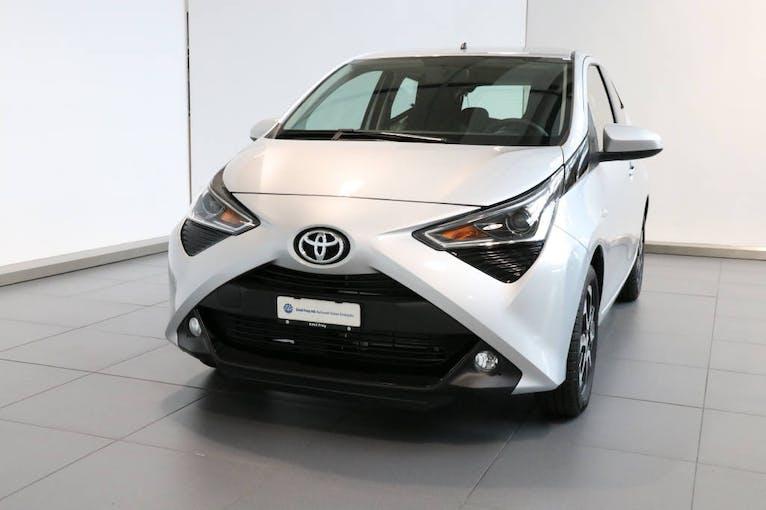 Toyota Aygo 1.0 VVT-i Trend 1'000 km CHF16'500 - acheter sur carforyou.ch - 1
