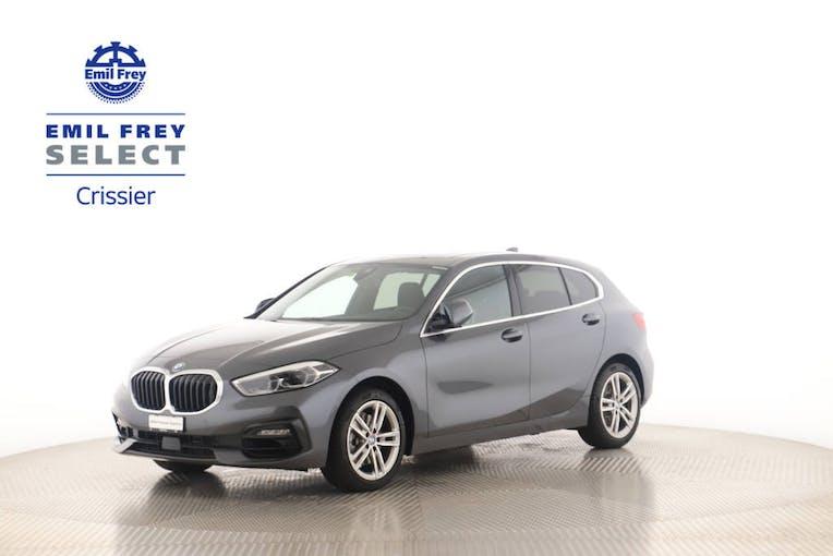 BMW 1er 118i 8'600 km CHF37'500 - kaufen auf carforyou.ch - 1