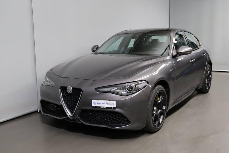 Alfa Romeo Giulia 2.0 Q4 Veloce 10'700 km CHF44'800 - acheter sur carforyou.ch - 1