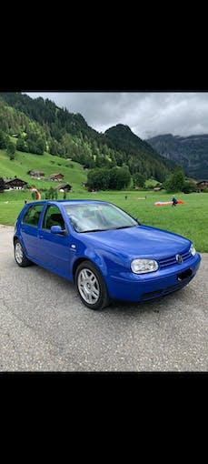 VW Golf vw golf 250'000 km CHF1'800 - kaufen auf carforyou.ch - 1