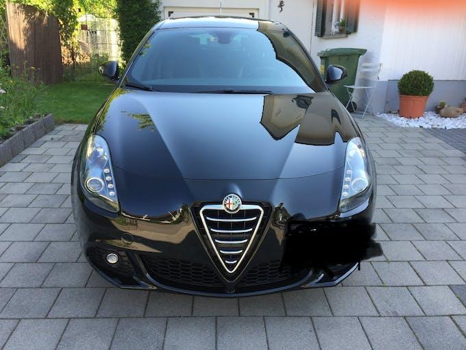 Alfa Romeo Giulietta Alfa Giulietta 130'000 km CHF7'600 - kaufen auf carforyou.ch - 1