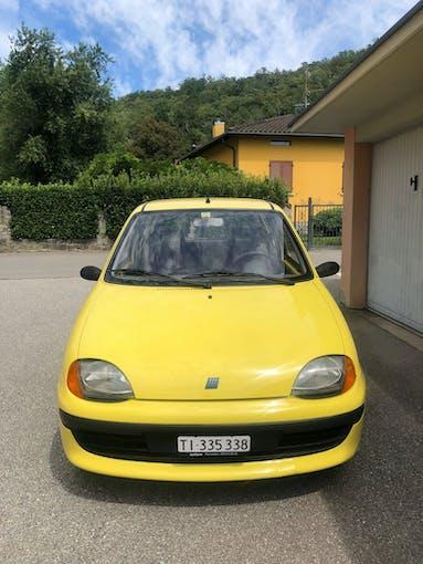 Fiat Seicento Fiat Seicento 100'000 km CHF1'200 - acquistare su carforyou.ch - 1