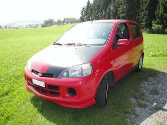 Daihatsu YRV gepflegter Kombi, Minivan von Daihatsu 170'000 km CHF1'800 - acquistare su carforyou.ch - 3