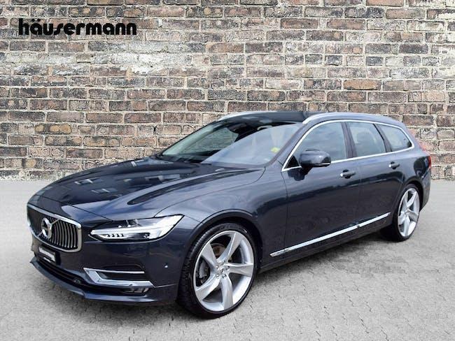 Volvo V90 2.0 D4 Inscription 89'000 km CHF30'900 - buy on carforyou.ch - 1