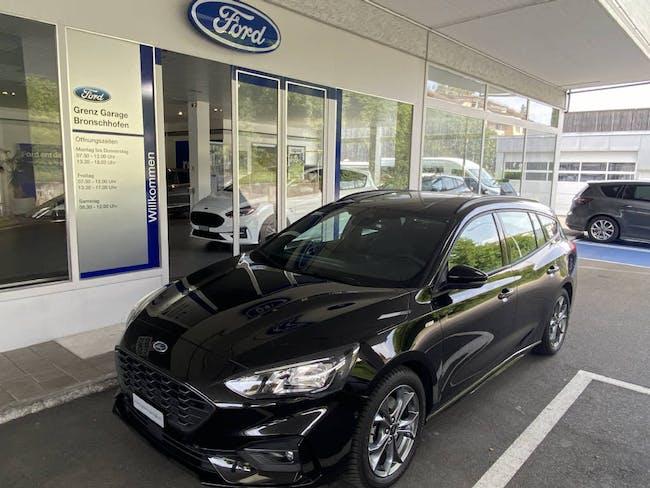 Ford Focus Station Wagon 1.0i EcoB Hybrid 155 ST-Line 15'590 km CHF25'990 - buy on carforyou.ch - 1