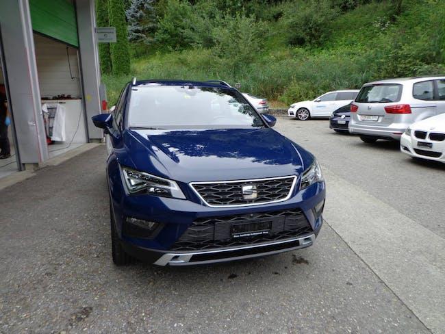 SEAT Ateca 1.4 TSI Xcellence 67'000 km CHF18'950 - buy on carforyou.ch - 1