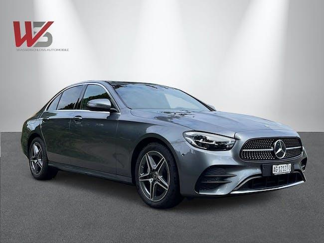 Mercedes-Benz E-Klasse E 220 d AMG Line 4matic 25 km CHF62'900 - buy on carforyou.ch - 1